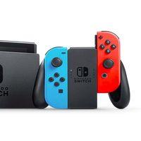 Con envío nacional y usando el cupón PARATECH, la Switch de Nintendo nos sale ahora en eBay por sólo 270,74 euros
