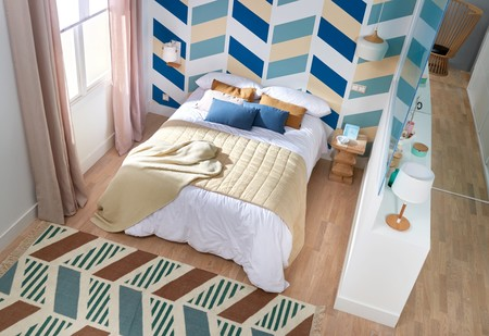 Dormitorio Design Geometric06996