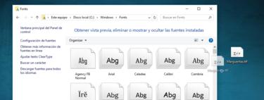 Cómo instalar nuevos tipos de letra en Windows