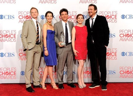 People Choice Awards 2012: los hombres también saben como vestirse para la ocasión (II)