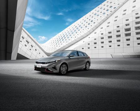 KIA Forte Hatchback 2022 precios versiones y equipo en mexico