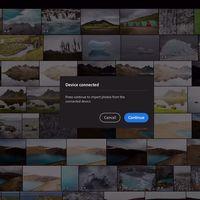Adobe Lightroom para iPadOS permitirá importar fotografías directamente a la app desde un dispositivo USB