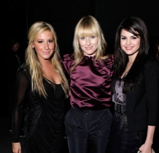 Ashley Tisdale, Selena Gomez y todas las invitadas a la fiesta de la Teen Vogue Young