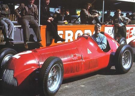 Farina Formula1 Silverstone 1950