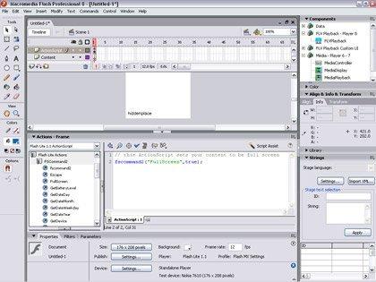 Descubre la nueva suite de Macromedia: Studio 8