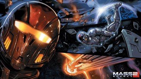 'Mass Effect 2' para PS3, un vistazo al cómic digital que sirve como prólogo