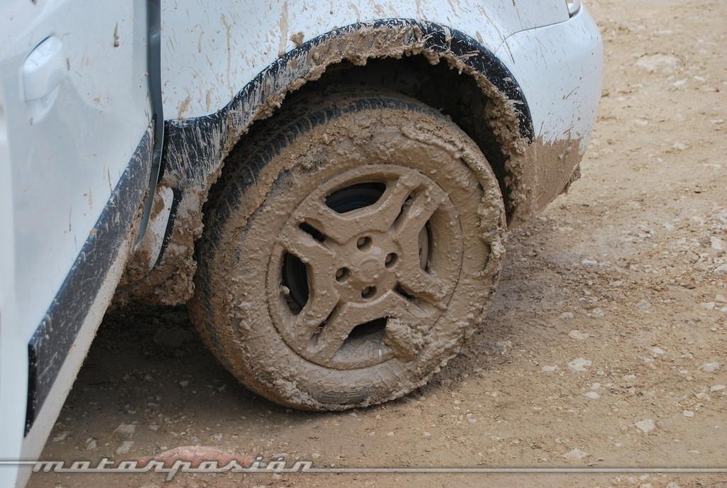 Foto de Fiat Panda 4x4 (miniprueba) (1/35)