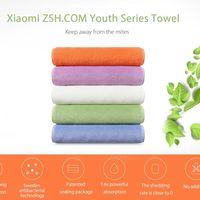 Toalla de baño Xiaomi ZSH Towel por sólo 2,47 euros y envío gratis con este cupón