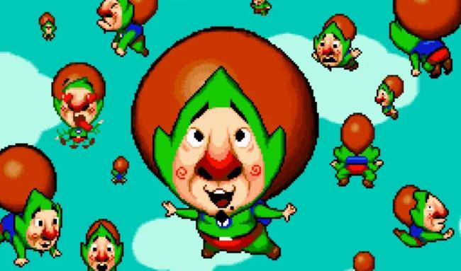 Tingle Nintendo Ds