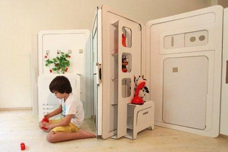 My Space, un lugar para los niños