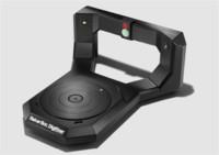 Makerbot Digitizer: escanea (casi) todo lo que quieras en 3D por 1.400 dólares