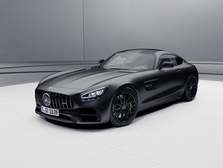 Mercedes-AMG GT 2021, se torna más agresivo con una dosis extra de potencia
