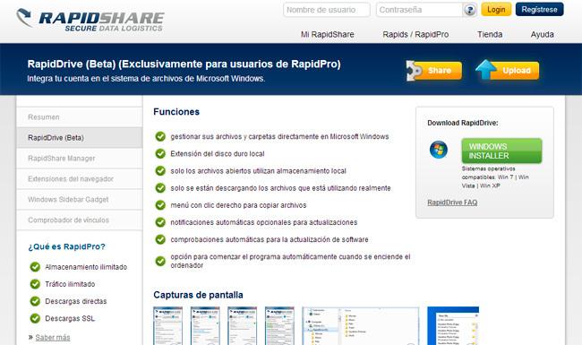 RapidDrive