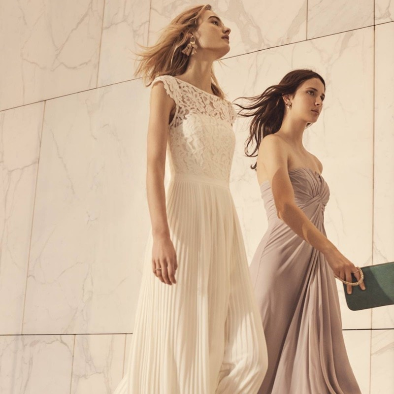 H&M Evening Elegance lookbook
