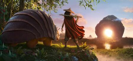 Tráiler de 'Raya y el último dragón': la nueva película animada de Disney llegará a los cines en marzo de 2021