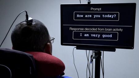 De cerebro a texto: esta neuroprótesis es capaz de leer las señales cerebrales para transcribir lo que queremos decir