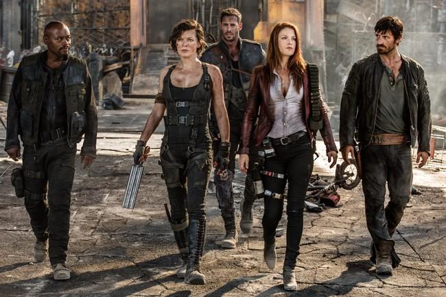 Resident Evil Grupo