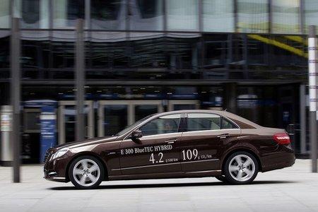 Mercedes-Benz presentará en Detroit sus nuevos híbridos basados en la Clase E