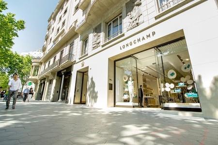 Longchamp se estrena en Barcelona con su primera boutique