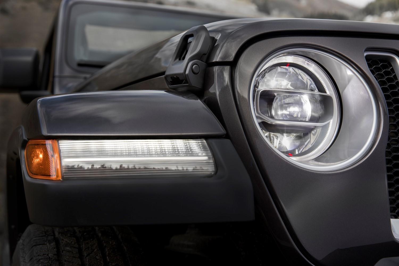 Foto de Jeep Wrangler Mild-Hybrid 2020 (5/18)