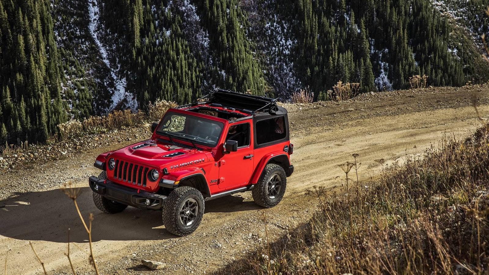 Foto de Jeep Wrangler 2018 (59/114)