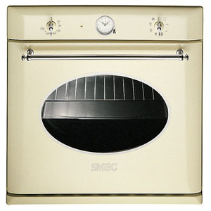 Nueva línea de electrodomésticos rústicos de Smeg