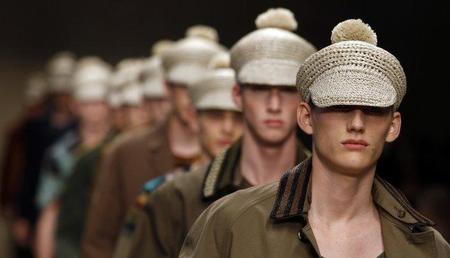 Burberry Prorsum, Primavera-Verano 2012 en la Semana de la Moda de Milán