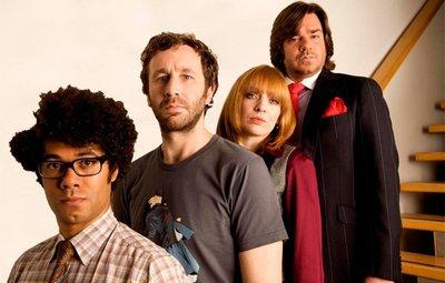 El creador de 'The IT Crowd' confirma que la serie no tendrá nueva temporada