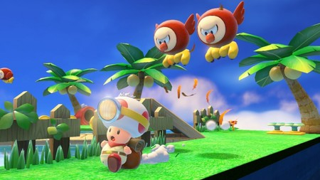 Captain Toad Treasure Tracker 02