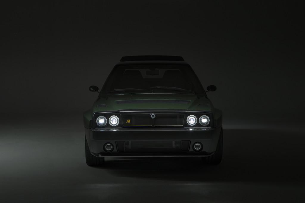 Lancia Delta Futurista delantera