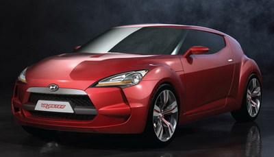 El nuevo Hyundai Coupé se presentará en Fráncfort 2009