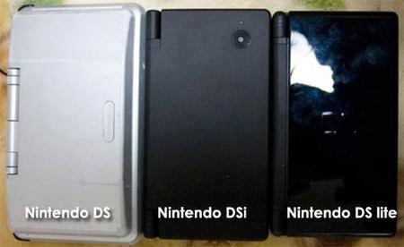 Carcasas Nintendo DS