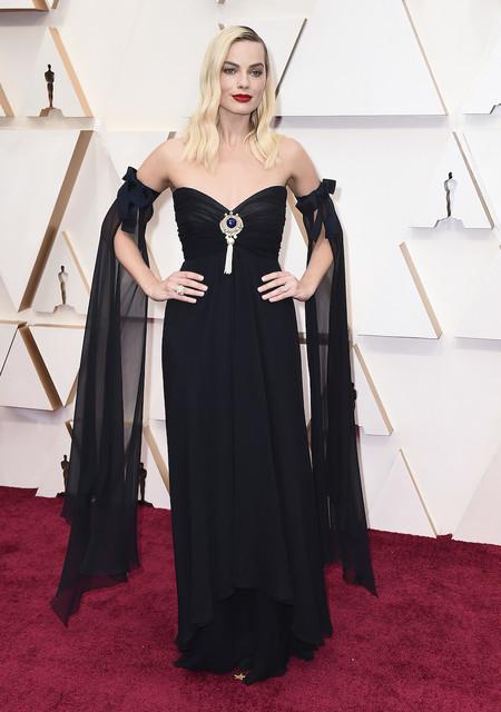 Margot Robbie Oscar 2020