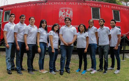 Estudiantes de la UNAM triunfan en SAE Aero Design México 2017