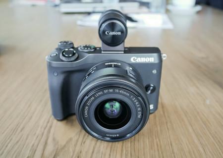 Canon EOS M6, toda la información y toma de contacto con la nueva sin espejo