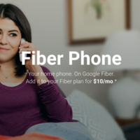 Google lanza el servicio de teléfono fijo para clientes de su fibra apoyándose en la nube