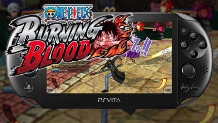 One Piece: Burning Blood muestra su primer gameplay para la PS Vita