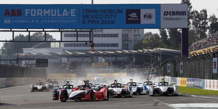 Formula E Mexico 2019