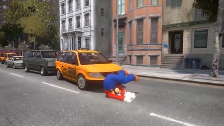Esto pasa cuando realmente combinas Mario Bros con GTA IV