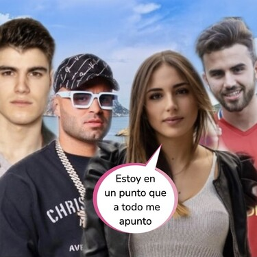 El cachondeo de Sandra Pica: rollete con Julen, fiesta loca con Jesé Rodríguez y vacaciones en Ibiza con otro futbolista