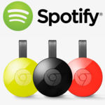Spotify Premium ahora durante dos meses gratis si usas Google Chromecast
