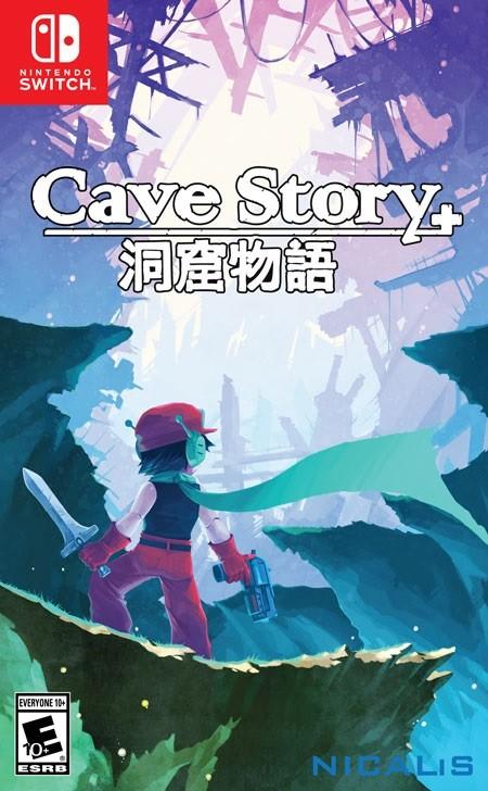 Cave Story Plus Boxart