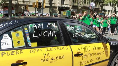 El Tribunal Supremo protege al taxi: 1 VTC por cada 30 taxis