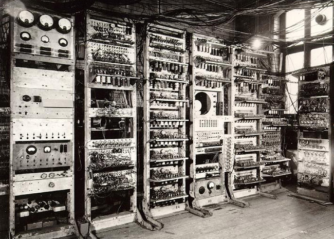 Bombe de Alan Turing