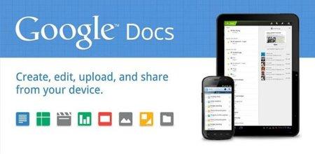 Google Docs para Android se actualiza, ahora con editor nativo y modo colaboración