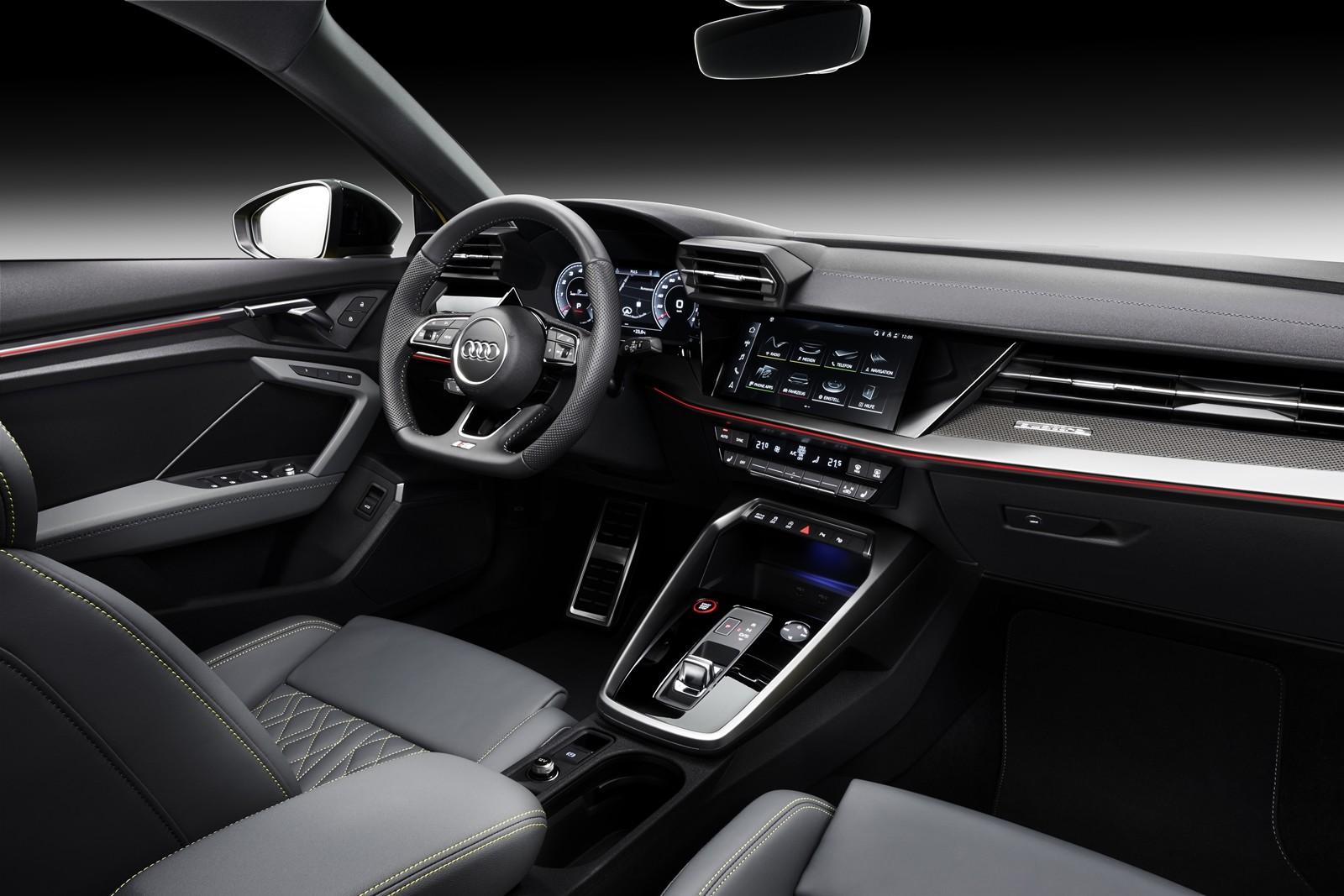 Foto de Audi S3 2020 (48/54)