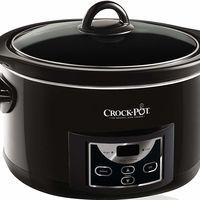 La olla de cocción lenta Crock-Pot SCCPRC507B-050 está rebajada a 41,90 euros en Amazon mediante una oferta del día