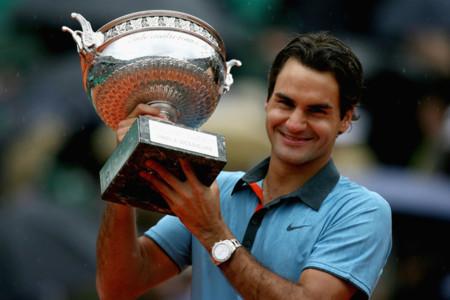 Los famosos por el Roland Garros