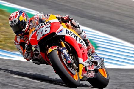 Un implacable Dani Pedrosa se alza como el ganador 3.000 de MotoGP, con triplete español en Jerez