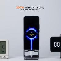 La carga rápida de 200W de Xiaomi degradará la vida de la batería a 80% de su capacidad en dos años